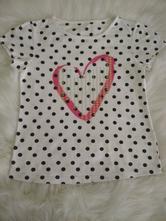 Dívčí tričko, 152