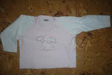 Pyžamkové triko , frog,92