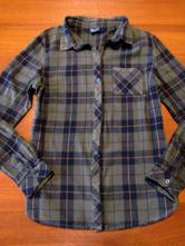 Dívčí flanelová košile  vel 158-164, new look,164