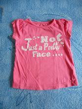 Triko, tričko s nápisem, girl2girl,98