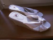 Letní boty, fila,39
