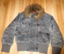 Přechodová bunda s kožíškem, 122