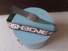 Pásek moderní opasek páseček fishbone,