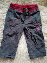 Zateplené kalhoty šustky zn.minoti,vel.68/80, minoti,68