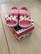 Gumové sandálky, 27
