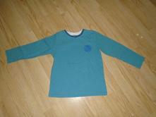 Tričko dlouhý rukáv, 134