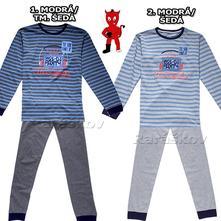 Bavlněné pyžamo wolf, skladem, wolf,152