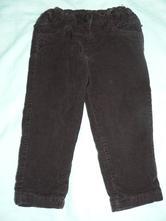 Manšestrové kalhoty, baby club,92
