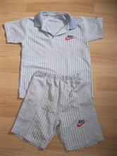 Šortky  a tričko souprava, nike,128