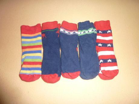 Teplé ponožky, lupilu,27