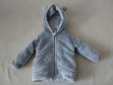 Plyšový zimní kabátek vel.80 (č.1112), george,80