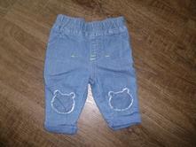 Zateplené džínky, f&f,62