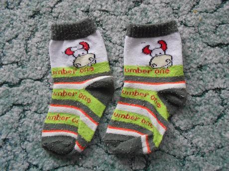 Ponožky s krávou, 22