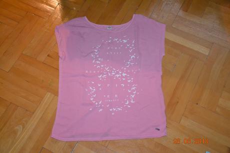 Krásné nové tričko zn. timeout, vel. l, timeout,l