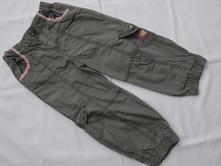 Kalhoty pro holku - vel. 104 (1288), okay,104