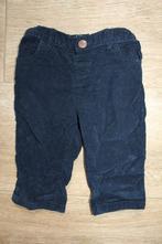 Manšestrové kalhoty, c&a,74