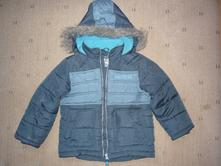 Zimní bunda vel 110-116, c&a, c&a,110
