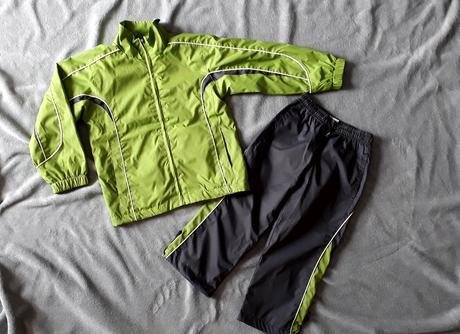 Bunda a kalhoty - souprava - cena celkem, kugo,98