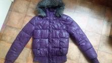 Zimní bunda., kenvelo,s
