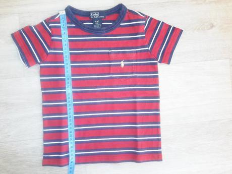Tričko s krátkým rukávem, 98