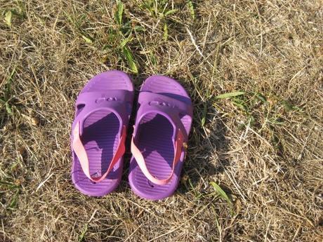 Sandálky, boty do vody, lehoučké vel 21-22, nabaiji,21