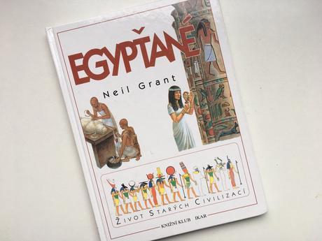 Kniha egypťané,