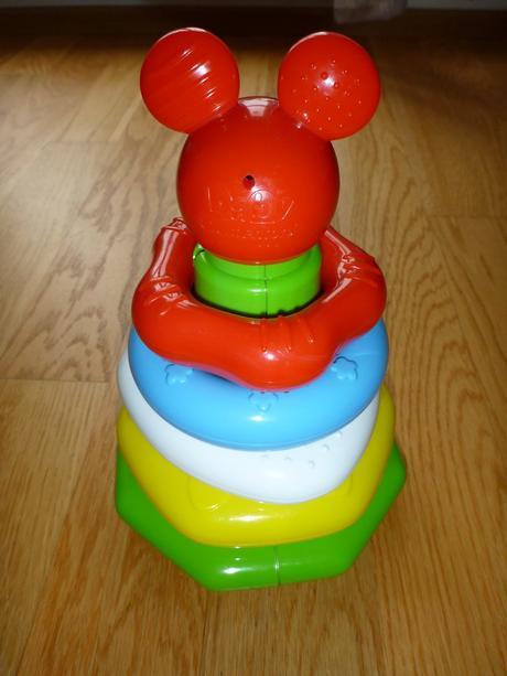 Kroužky mickey mouse,