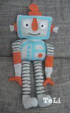 robot ala Fíha tralala