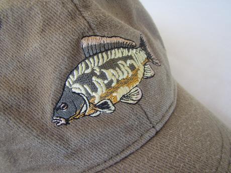 Kšiltovka s kaprem rybou 8eec58ba01