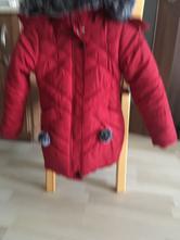Zimní bunda veľ. 134, 134