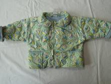 Podzimní  kabátek, baby club,74