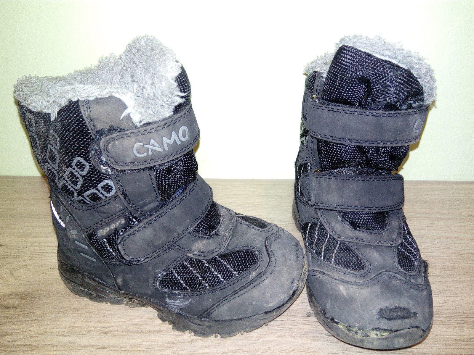Zimní boty  81e1a0f7d4