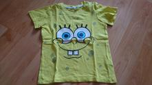 Triko sponge bob h&m, velikost 98, h&m,98