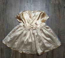 Sváteční šaty h&m 12-18 měsíců, h&m,86