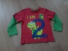 Tričko s dinosaurem, tu,92