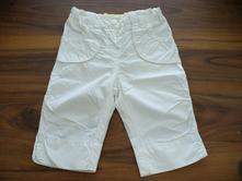Plátěné kalhoty, baby club,74