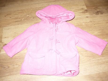 Podzimní/jarní kabátek zn. marks&spencer, vel. 80, marks & spencer,80