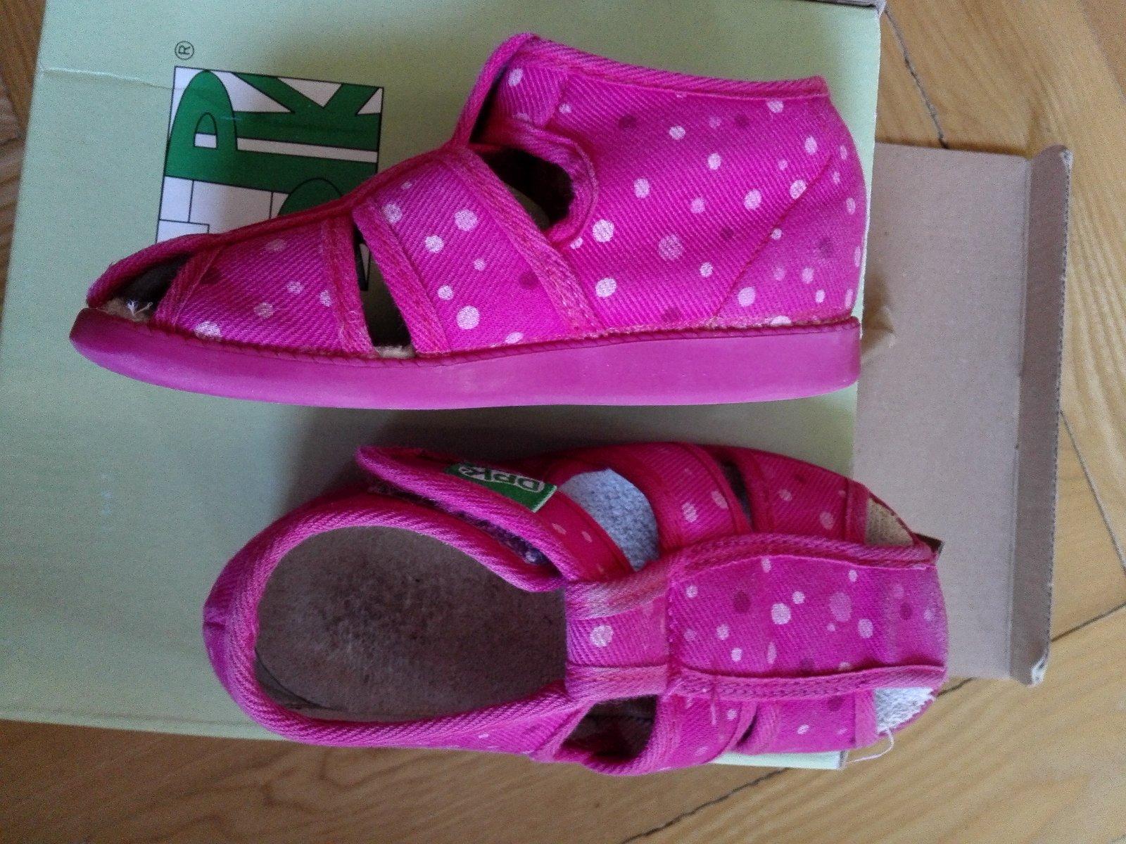 Papuče dpk zdravotní obuv velikost 23 07e9171ff40