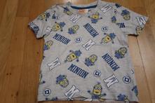 Tričko s mimonem vel. 104/110, disney,104