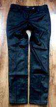 Krásné černé kalhoty asos,vel.36,bez známek nošení, 38