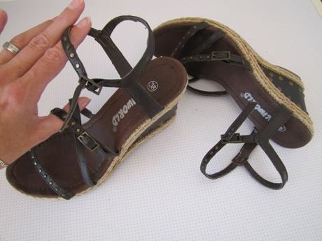 Páskové boty, 38