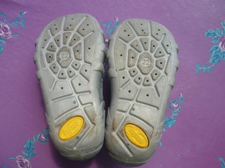 Bačkůrky, boty vel.22, befado,22