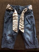 Riflové kalhoty roll-up zn. next, next,74