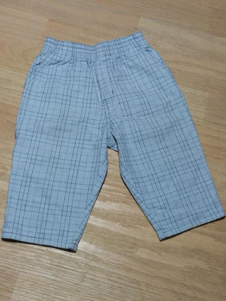 Kalhoty kostkované  mexx, mexx,74