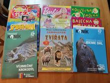Dětské časopisy,