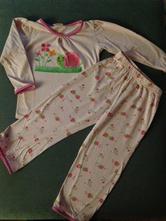 Pyžamko se šnečkem, wolf,98