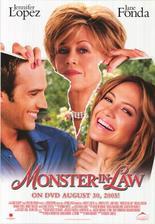 Monster-in-Law - Příšerná tchyně (r. 2005)
