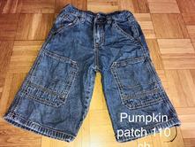Třičtvrťaky-kratase 110 cm, pumpkin patch,110