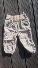 Zateplené frajerské kalhoty bamse, 74