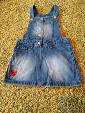 Riflová sukně, lupilu,86